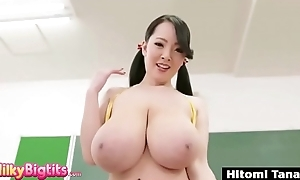 TOP 5 Japanese Pornstars with Big Tits