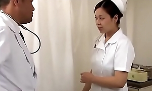 Japanese doctor fucked his nurse in role of of patient (Full: bit.ly/2T1Jqkd)