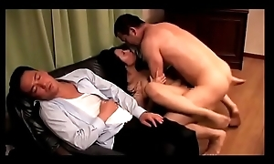Japanese housewife cuckold in front of drunk cut corners  (Full: shortina.com/9dNO)
