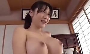 Miho Ichiki - son begged big tits stepmom , finaly stepmother and son screwed