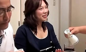 Japanese Wino Wife get forced by 2 husband comrades (Full: shortina.com/owM2Y)