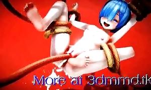 Tentacle Fucking Rem 3D Manga MMD Fapvid 460 - http://3dmmd.tk