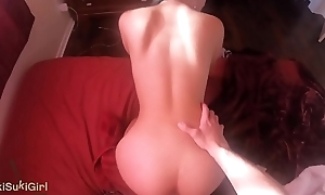 pov GoPRO dick rider MADE IN One of a pair ! @sukisukigirl creampie couple be in love with