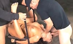 Asian beauty humiliated!!! -Punishland.com