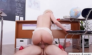 NAUGHTY AMERICA In dreamland ABOUT FUCKING THE TEACHER
