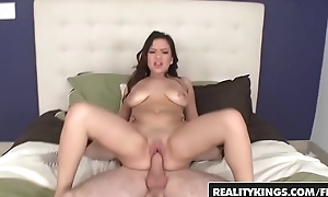 (Audrina Grace, Brick Danger) - Breast Overload - Reality Kings