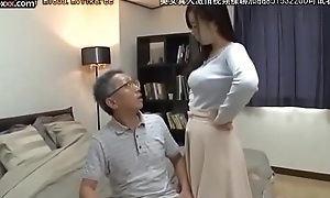 Perverted father-in-law lusts for his son'_s spliced
