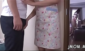 Hairy mature slut gets screwed hard relating to lots be incumbent on positions
