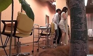JAV Loss-leader Salon Mizuna Wakatsuki risky sex Subtitled