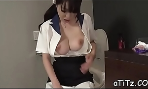 Feel one's way babe respecting lovely bowels gives magnetizing oral-service
