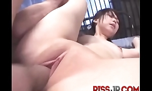 Minami Asaka endures two dongs to opening her fanny - More at Pissjp.com