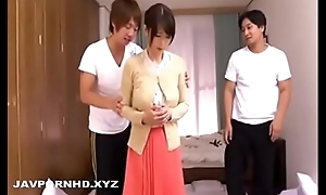 Japanese housewife forced banged and blackmailed
