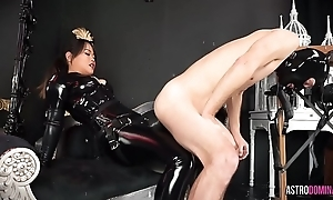 AstroDomina - Asian Mistress Strapon Accompanying