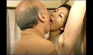 Chinami Sakai Armpit licking