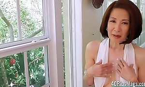 Oriental Mature Loves Threesomes