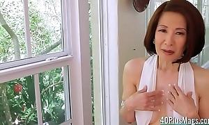 Oriental Mature Loves Threesomes