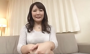 Japanese sweetheart receives wild fingering in a public bus