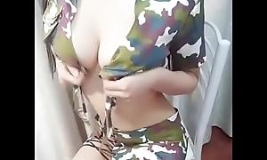 Chinese Nice Body Dance Strip !