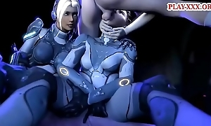 Face Fellow-feeling a amour the Game Girls (SFM 3D Compilation)  - www.Play-XXX.org