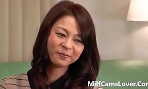 Asian Milf Gets Fucked By A Stranger