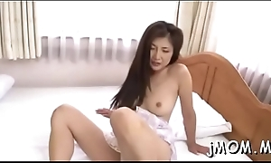 Cutie acquires pussy trained hard