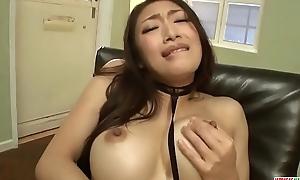 Superb milf Reiko Kobayakawa hard toy sex on webcam  - More at Japanesemamas.com
