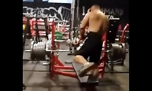 beefymuscle.com - Shirtless Asian bodybuilder in dramatize expunge gym