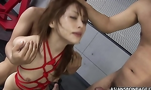 BDSM annihilation apropos one cocks that she loves
