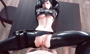 Amazing 3D cartoon with sexy babes coupled with hot anal scenes