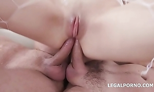 Double Gospel with Anal Fisting May Thai &amp_ Dominica Phoenix Balls Deep Anal Enterprise with ATOGM, DAP, Gapes GIO800